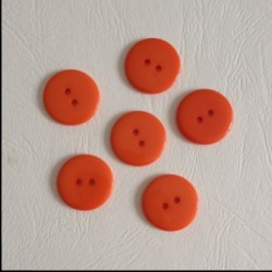 Boutons simples orange
