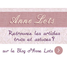 Le Blog d'Anne Lots