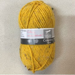 Country Tweed Tournesol 101